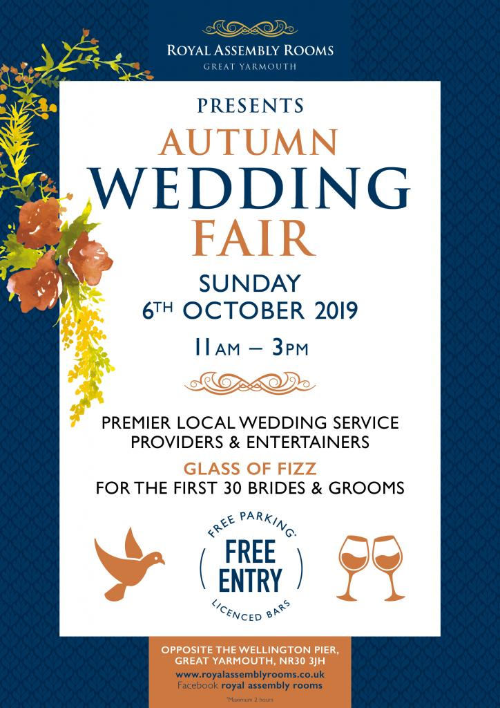 Autumn Wedding Fair